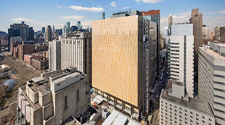 NY hospital project designed for growth and limited space - Project