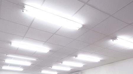 Fluorescent Lamp Recycling At Medical Centers Maintenance