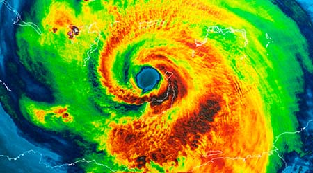 how healthcare facilities survive natural disasters maintenance and operations