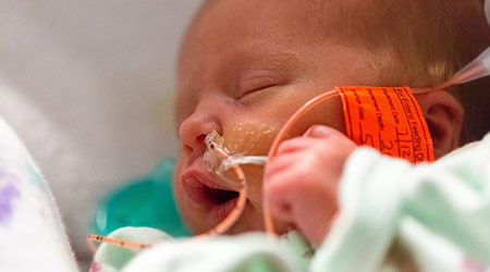 Major' deficiencies found at N J  hospital following infant's death