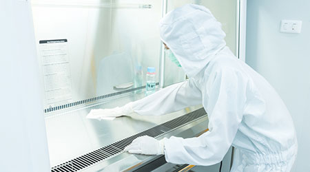 How to validate a cleanroom cleaning regime ...