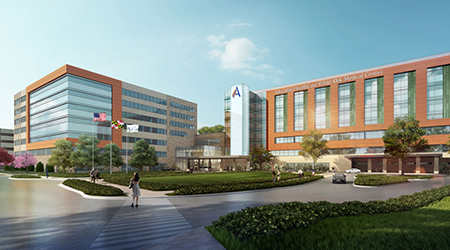New hospital near Washington opening soon within 'Science